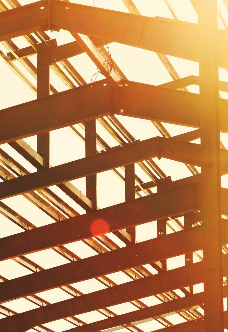 case in acciaio, case steel frame, acciaio steel frame, case in acciaio sardegna